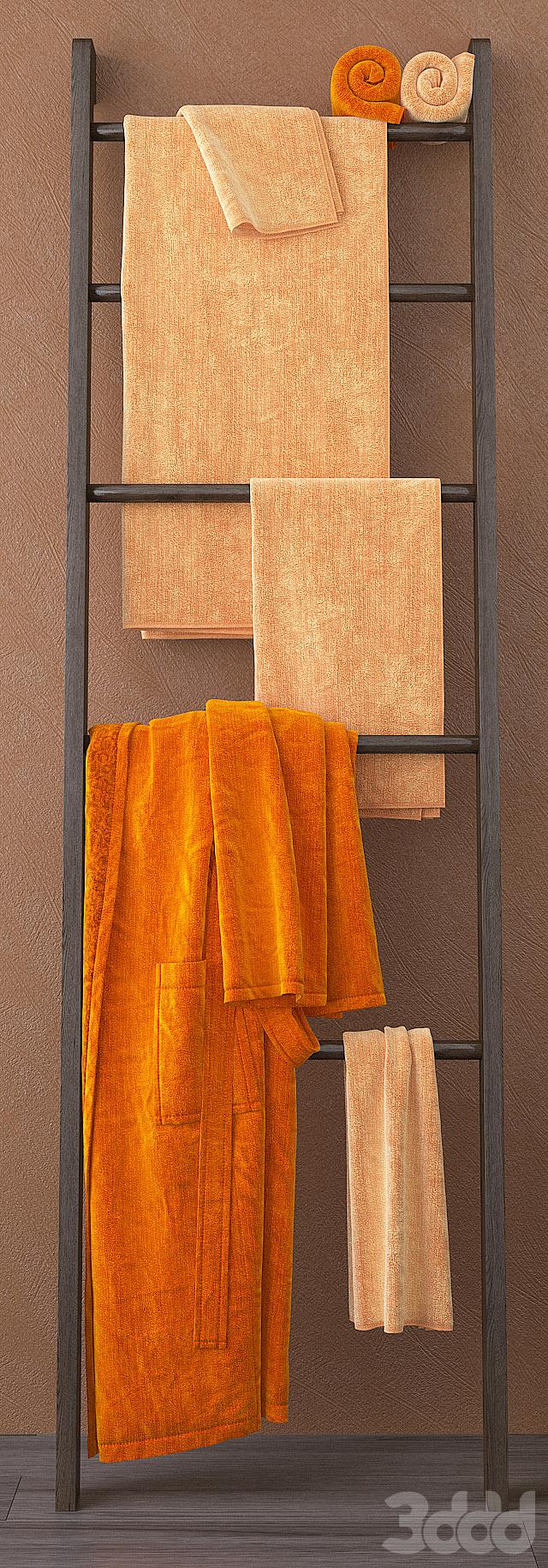Набор полотенец для ванной m30-1