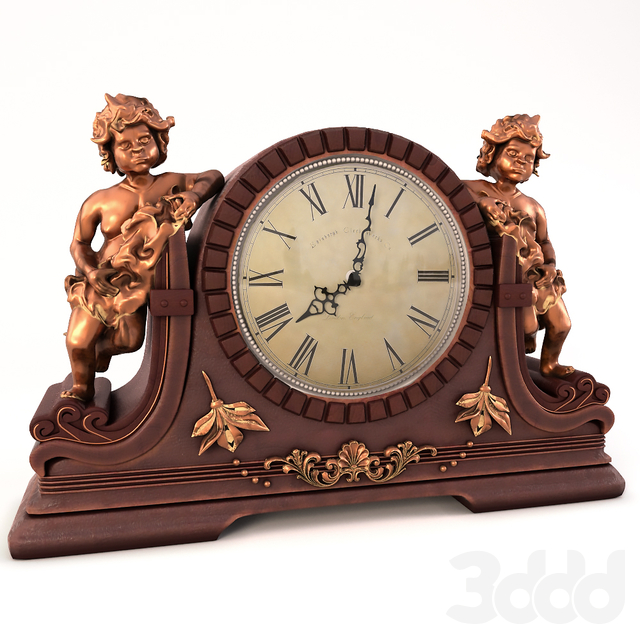 Antiquarian Table Clocks