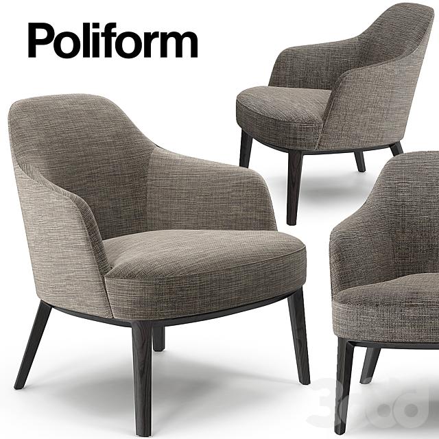 Poliform Jane armchair