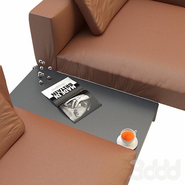 Sofa jaan living walter knoll