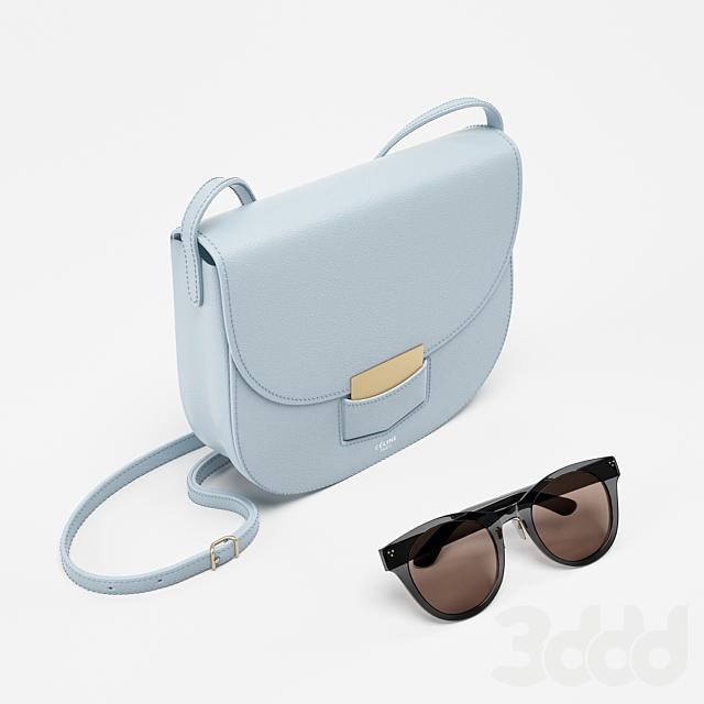 Celine - Small shoulder bag