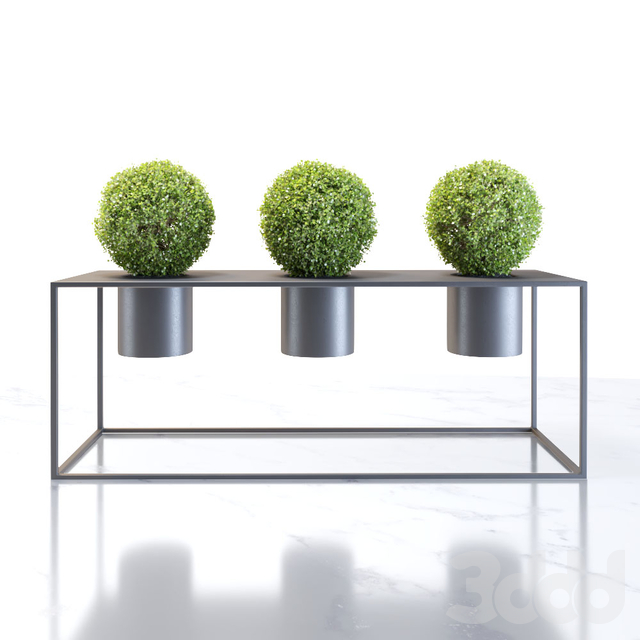 Riviera Plant Stands