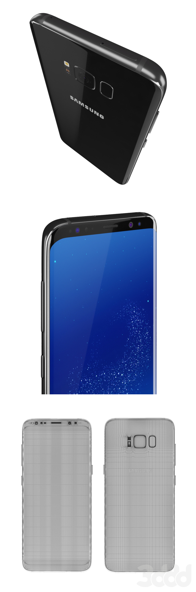 Samsung Galaxy S8 ALL colors