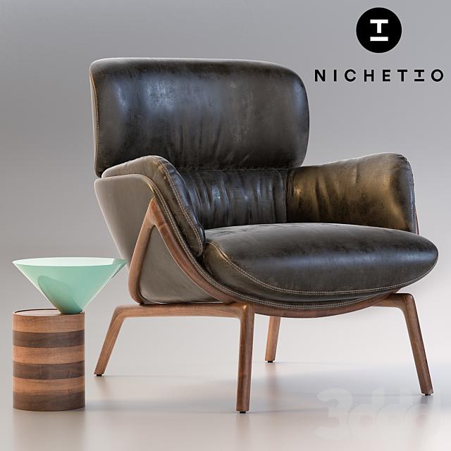 Nichetto Elysia Lounge Chair