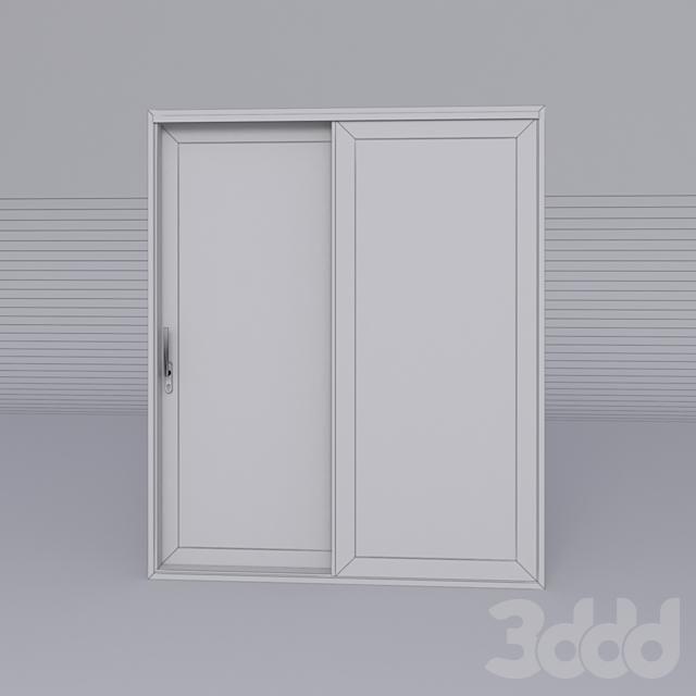 Раздвижная дверь ASS 70.HI - ST 1A