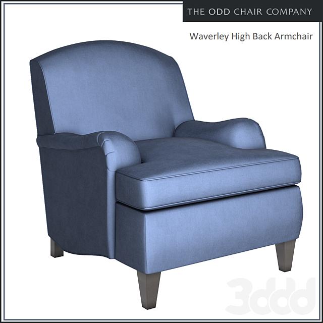 Waverley armchair by The Oddchair Company