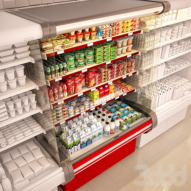 Холодильная витрина Фортуна
