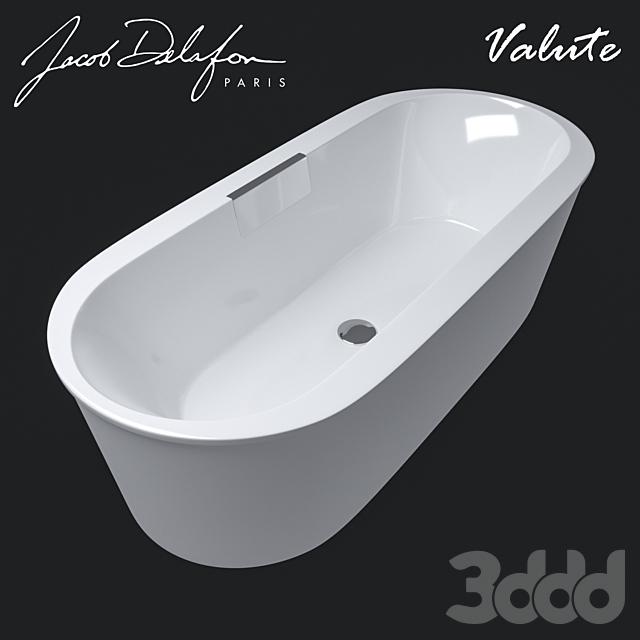 Ванна Jacob Delafon Volute