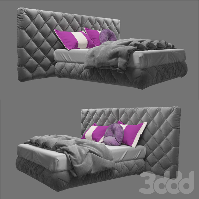 Кровать Basil Epoque by Egon  Furstenberg