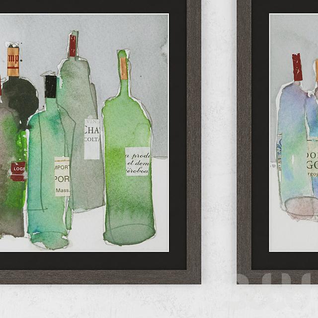 Bassett Mirror Wine Party