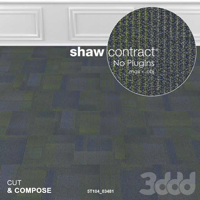 Shaw Carpet Cut & Compose Construct