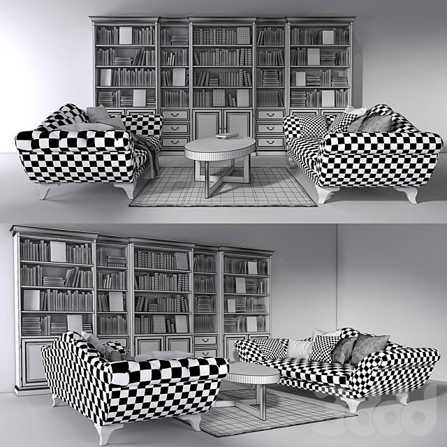 Selva Arena livingroom