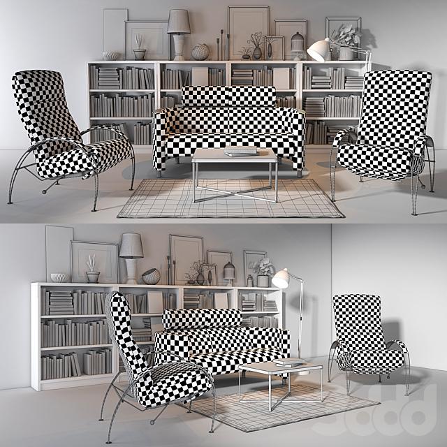 Neology Livingroom set 01