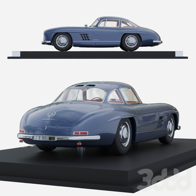 Mercedes Benz 300SL Coupe Limited Edition