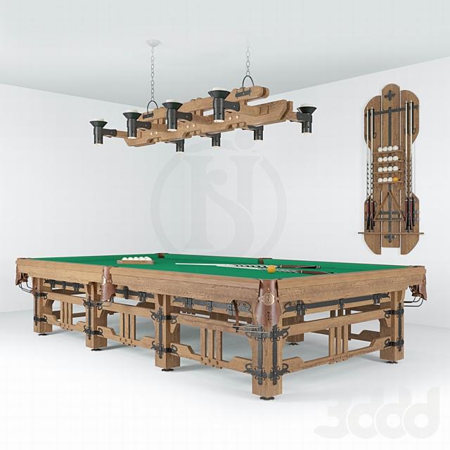 "Русский бильярд """"Ричард""- Russian billiards Richard"