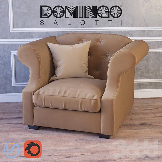 Кресло Domingo Benjamin