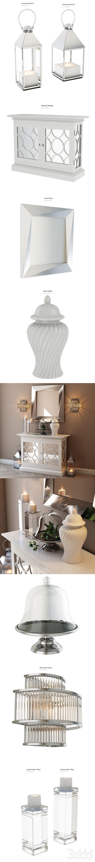 Декоративный набор EICHHOLTZ decor set