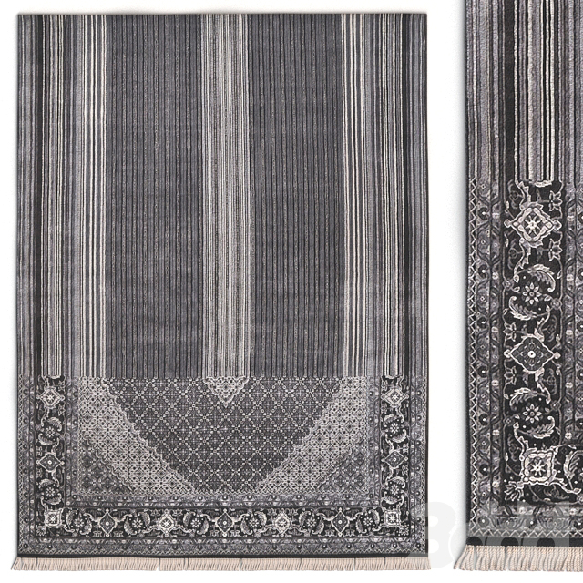 Ковер I and I Designs Playing With Tradition 4 Rug