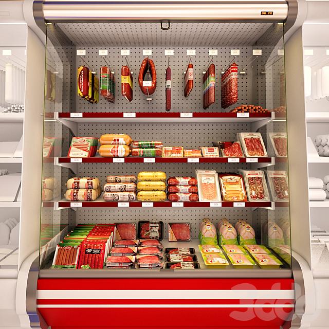 Холодильная витрина Фортуна_2