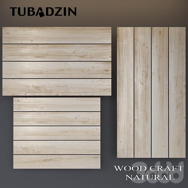 Tubadzin Wood Craft Natural