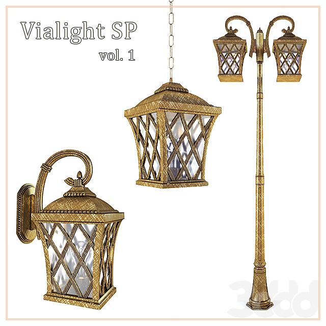Уличные светильники Vialight SP vol.1