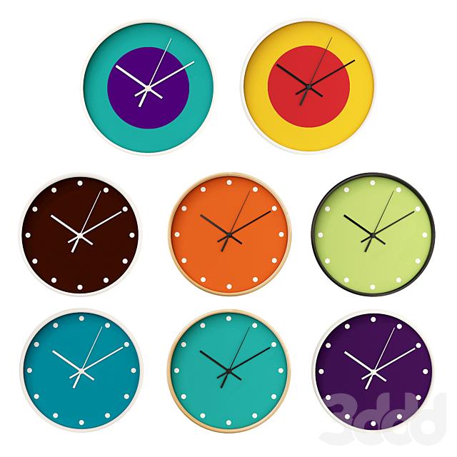Настенные часы 18