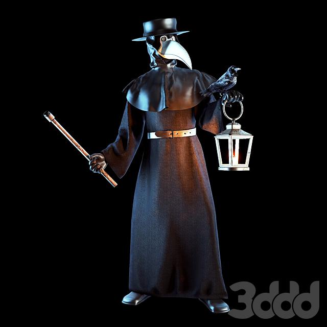 Plague Doctor / Чумной доктор