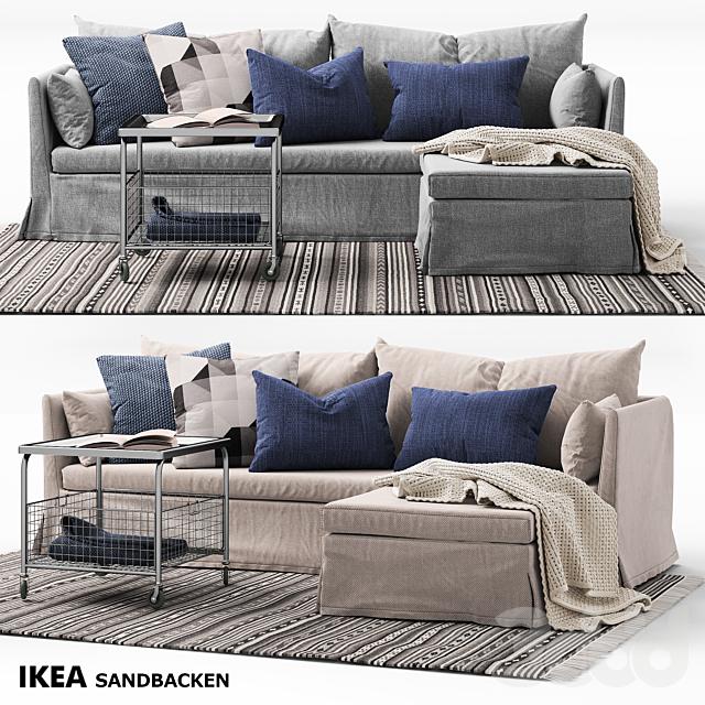 SANDBACKEN Ikea / Икеа