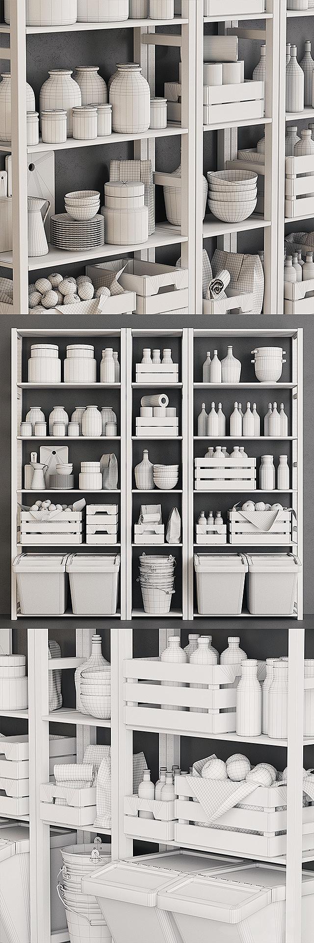 Ivar Kraft & Crate Pantry