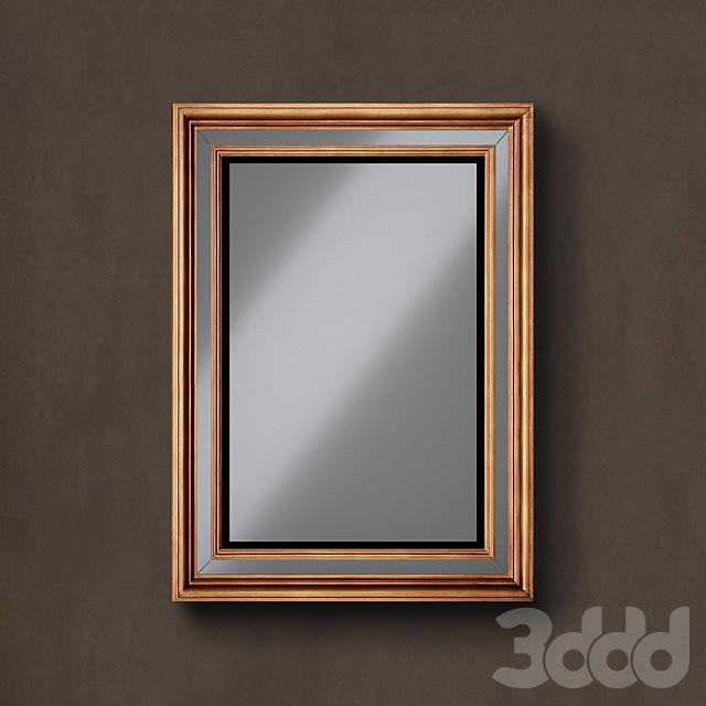 Зеркало настенное 34