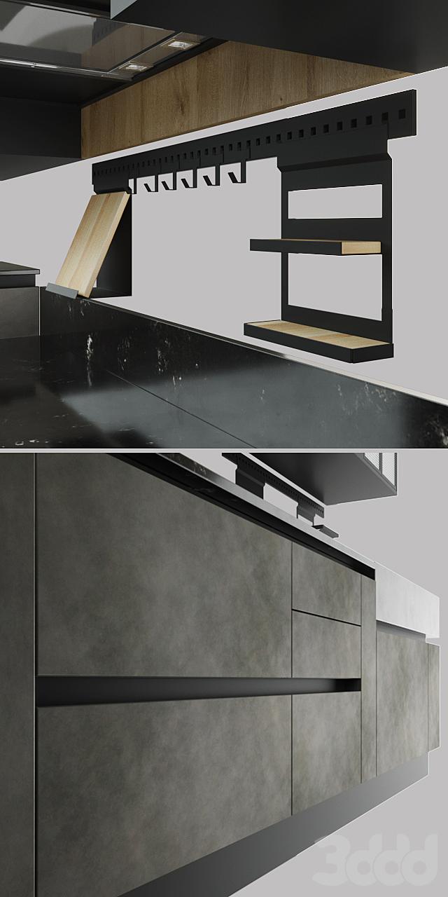 кухня FABRICA, фабрика AtlasLux