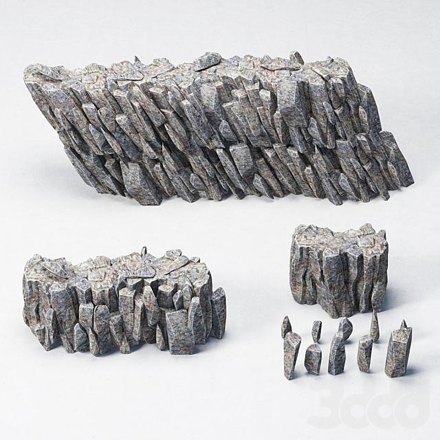 Rock sea / Морская скала