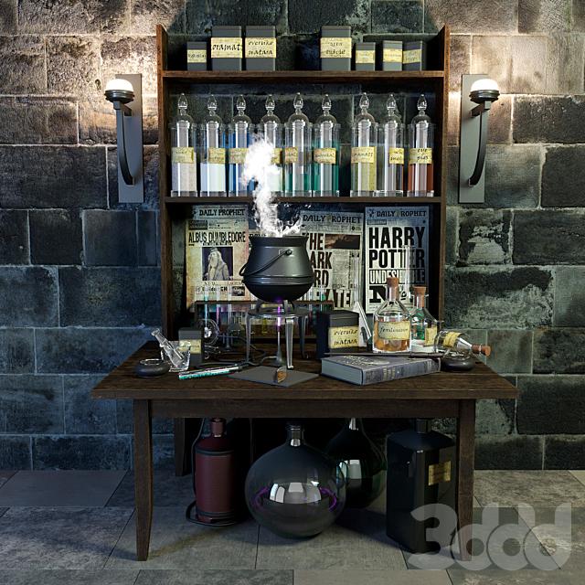 Набор зельеварения Harry Potter