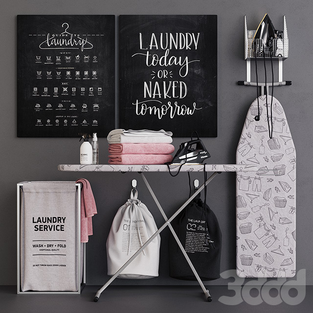 Ironing Board Set