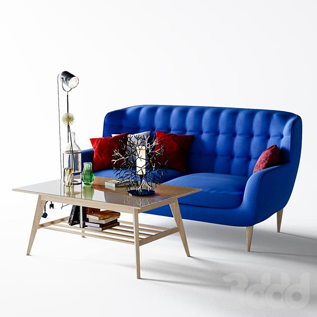 Sofa Hampen