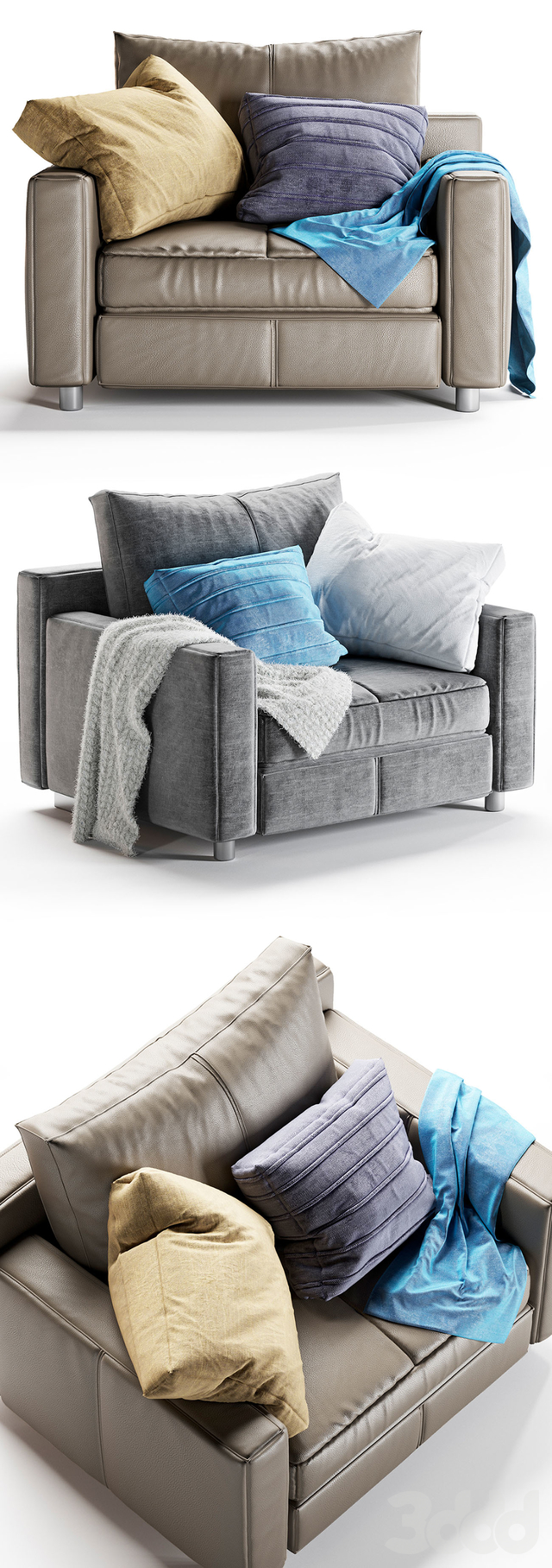 massimosistema armchair