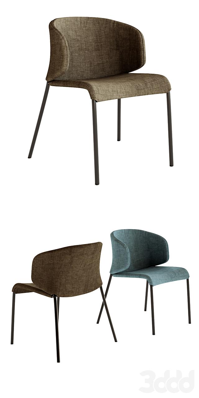Rodolfo Dordoni \ Roda Double Chair