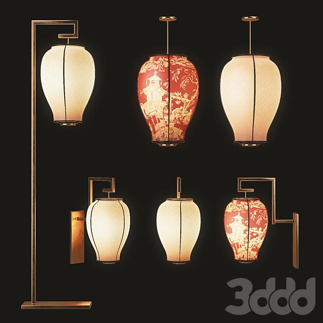 Asian Light Set