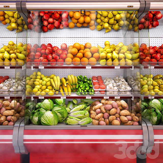 Холодильная витрина Фортуна_3