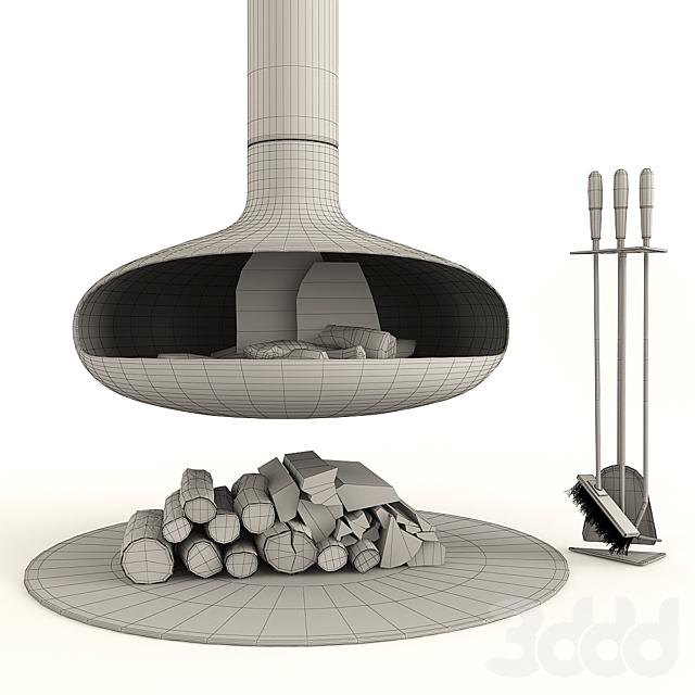 Fireplace_Modern_Focus