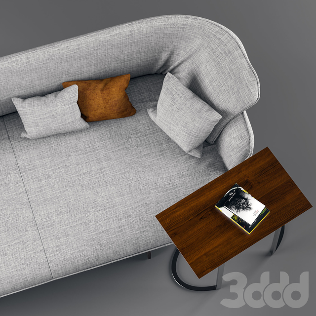 Cassina Super Beam Sofa