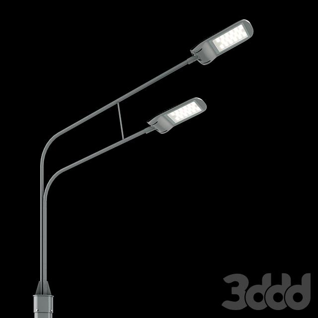 Светодиодный светильник GALAD Волна LED