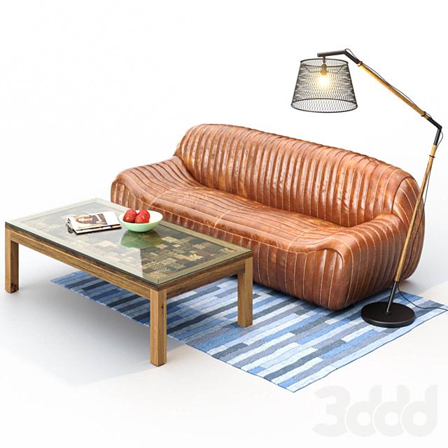 Sofa Ranger Kare