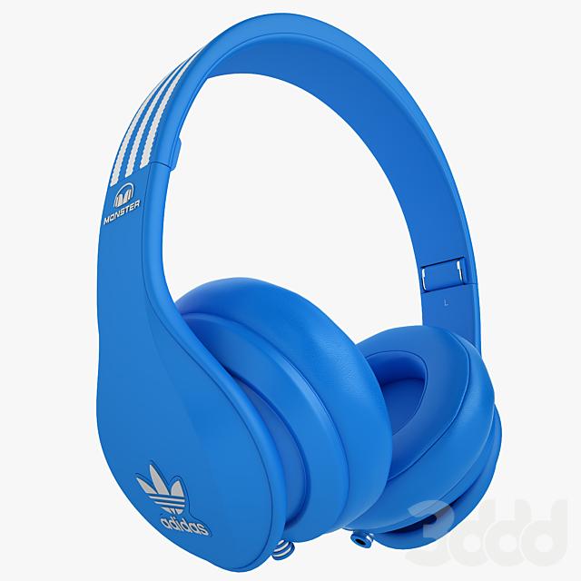Monster Adidas Originals Over-Ear