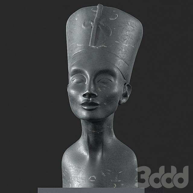 Бюст Нефертити