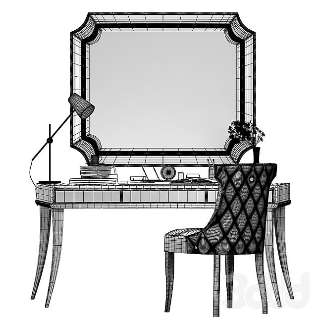 Письменный стол, стул