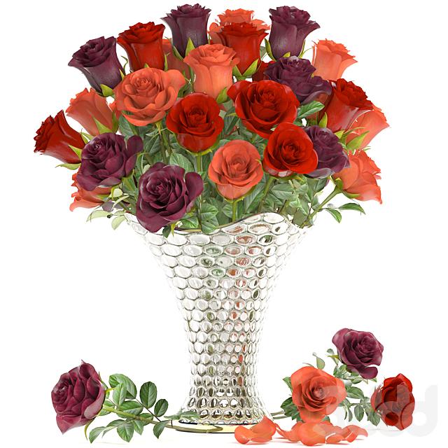 Коллекция цветов 16. Розы.
