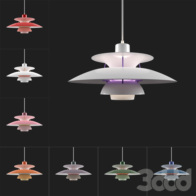 PH 5 Lamp - Louis Poulsen