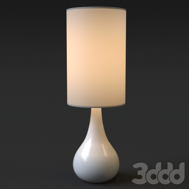 Kristy Touch Lamp
