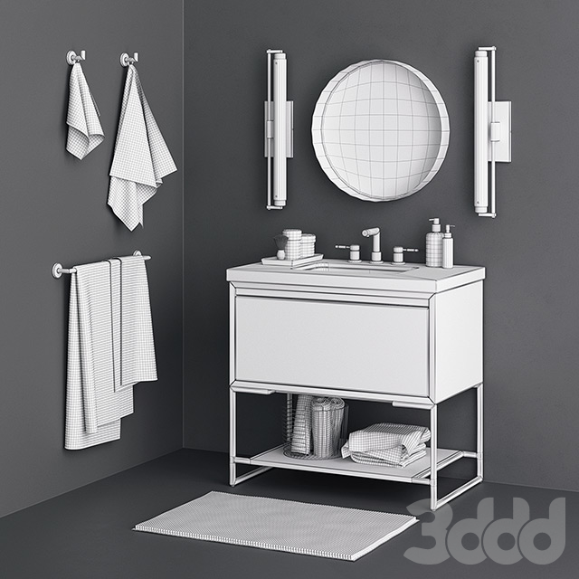 Warner Bath Set